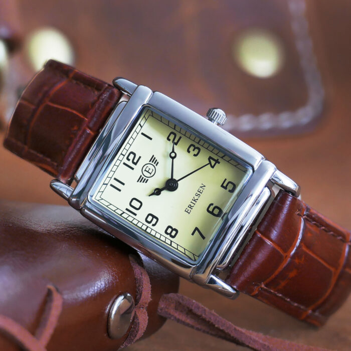 Ladies Watch - Classic Silver